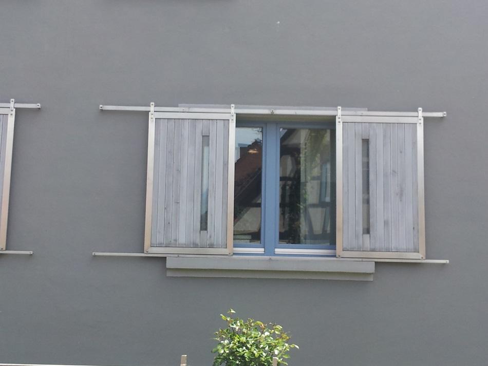 Zapf Metallbau Fenstergitter